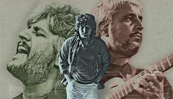 Pino Daniele, cover
