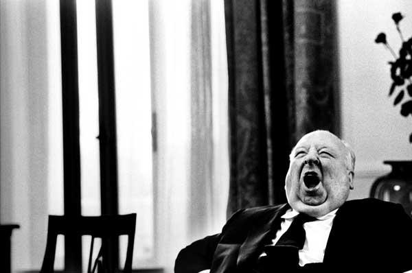 Sandro Becchetti Alfred Hitchcock