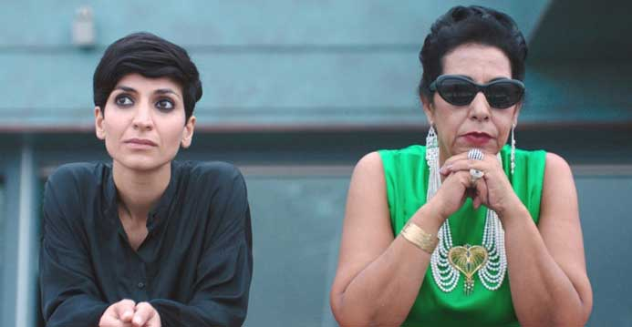 Shirin Neshat, Looking for Oum Kulthum - Lo schermo dell'arte Film Festival