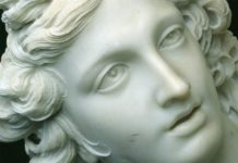 Gian Lorenzo Bernini, Apollo e Dafne (particolare)