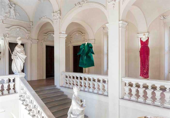 Abiti, Mostra Ricerche di stile. Gli Archivi Mazzini a Palazzo Tozzoni