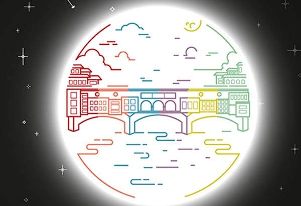 F-Light, Firenze Light Festival 2017
