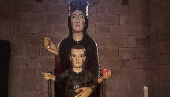Madonna di Sant'Antimo