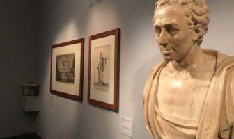 Winckelmann al Museo Capitolino