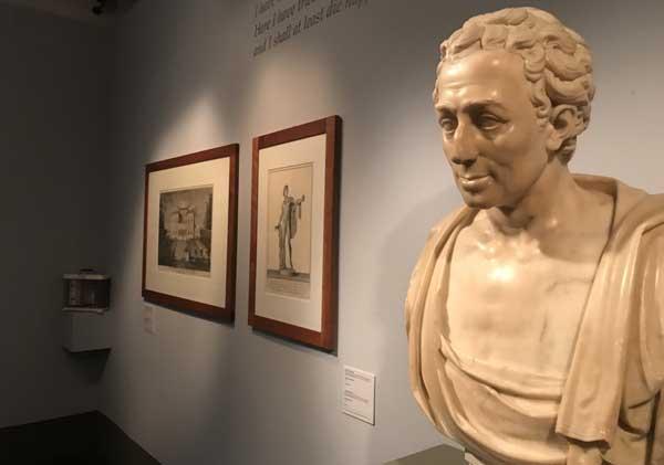 Winckelmann al Museo Capitolino - Musei di Roma