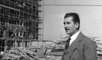1971: Aldo Aniasi visita il quartiere Sant'Ambrogio di Milano