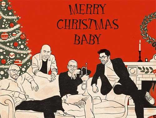 Fabrizio Bosso Quartet, Merry Christmas Baby