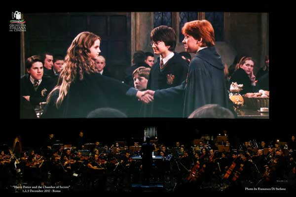 Harry Potter e la Camera dei Segreti in concerto