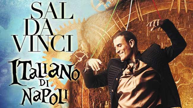 """""""Italiano di Napoli"""" di Sal Da Vinci"""
