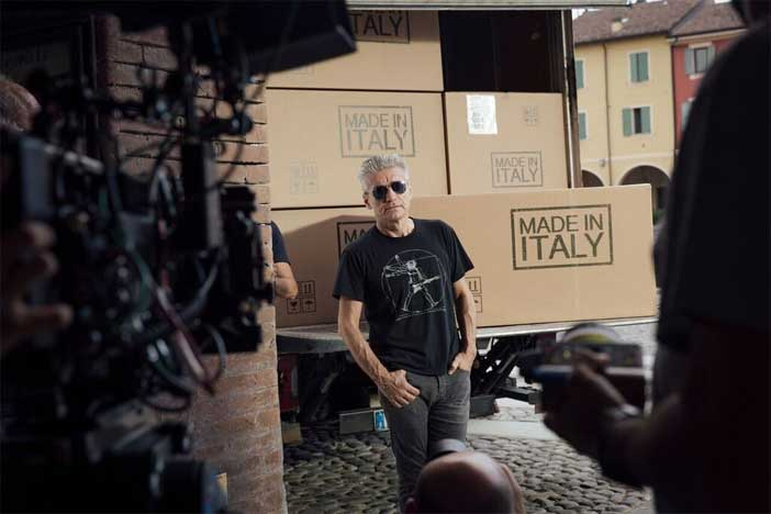 Luciano Ligabue, Made in Italy