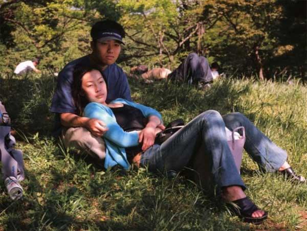 Masato Seto, serie Picnic, 2004 - La fotografia giapponese - Mostra a Genova