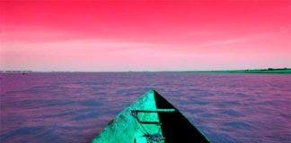 Sheila Mckinnon, Mali Niger boat red