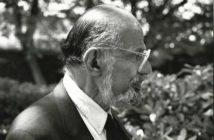 Allen Ginsberg – Ritratto, Venezia, 1995