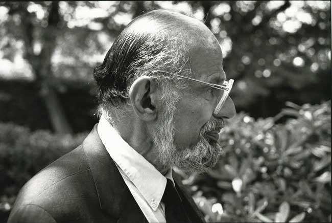 Allen Ginsberg, Ritratto, Venezia, 1995 - Mostra Beat Generation