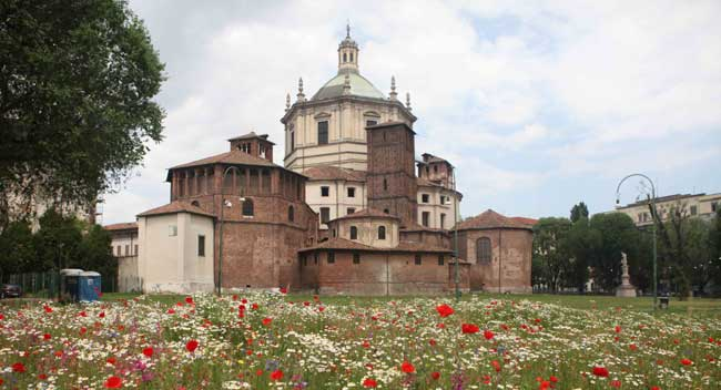 Milano, Basilica di San Lorenzo Maggiore