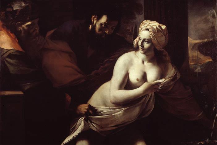 Mattia Preti - Susanna e i vecchioni