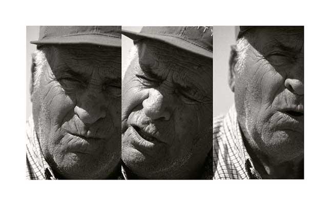 Sohei Nishino, Il Po, Pescatore di 85 anni - Al Mast di Bologna