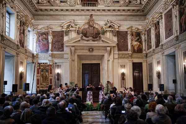 Palazzo Marino in Musica