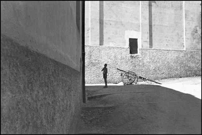 Salerno, Italia 1933 © Henri Cartier - Bresson / Magnum Photos
