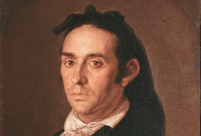 Francisco Goya y Lucientes (Fuentetodos, Saragoza 1746 – Bordeaux 1828), Ritratto di torero, 1797 circa, Olio su tela, Collezione Contini Bonacossi, Gallerie degli Uffizi, Firenze