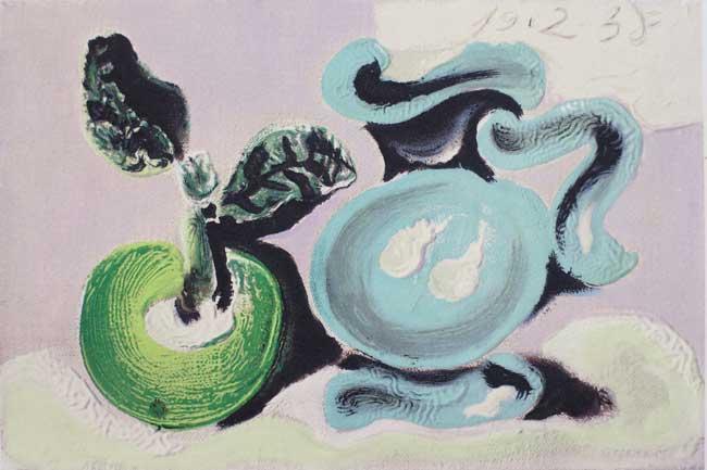 Pablo Picasso, Nature Morte au Pichet 19-02-1938