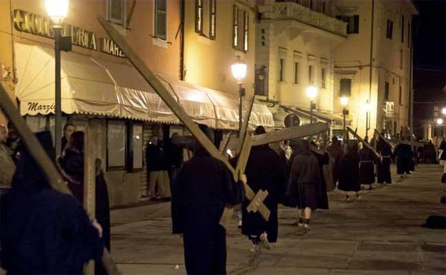 Passione di Cristo - Processione del Venerdì Santo