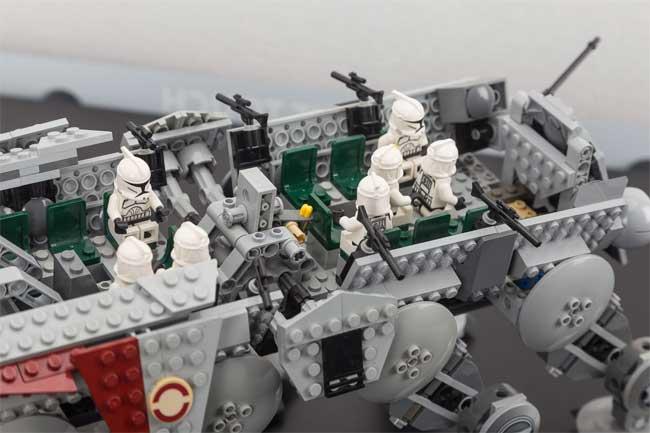 STAR WARS IS BACK! Una galassia di Mattoncini Lego al Parco di Monza - Villa Mirabello