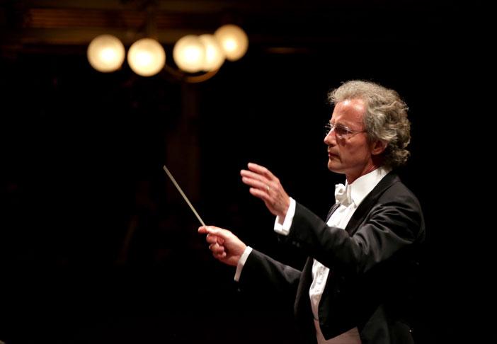 Sinfonia domestica di Strauss - Dirige il Maestro Franz Welser-Möst