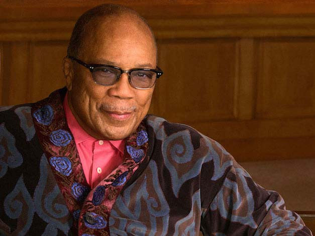 Quincy Jones a Umbria Jazz 2018