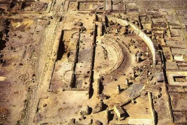 Parco archeologico di Sibari - Musei statali aperti per Pasqua e Pasquetta