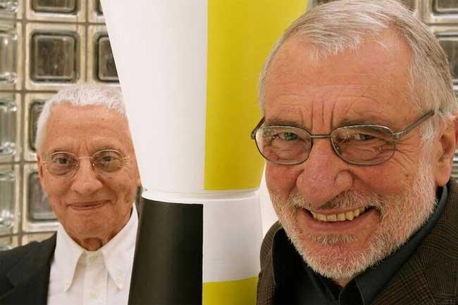 "Alessandro e Francesco Mendini - Mostra "" Atelier Mendini. Le Architetture"""