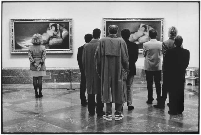 Spain, Madrid, 1995, Prado Museum, © Elliott Erwitt, Magnum Photos