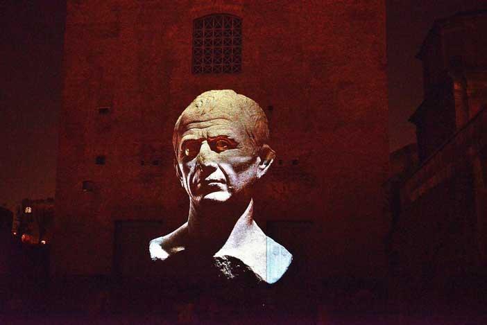 """Foro di Cesare, Ph Andrea Franceschini - """" Viaggi nell' antica Roma """""""