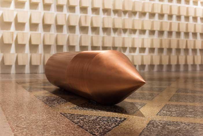 Iman Issa, Heritage Studies #10, 2015, Guggenheim Museum, New York, Guggenheim - Mostra alla Gam di Milano
