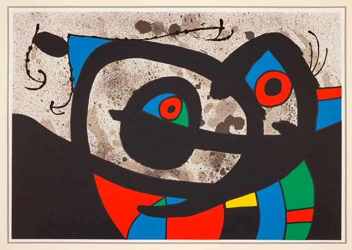Joan Miró, Parler Seul