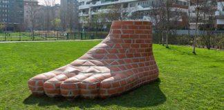 Judith Hopf, Hand and Foot for Milan, 2017- 2018 - ArtLine Milano