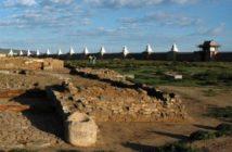 Scavi di Karakorum in Mongolia