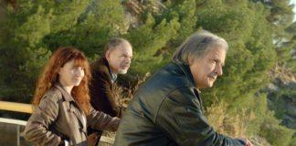 "Ariane Ascaride, Jean-Pierre Darroussin e Gérard Meylan nel film "" La casa sul mare """
