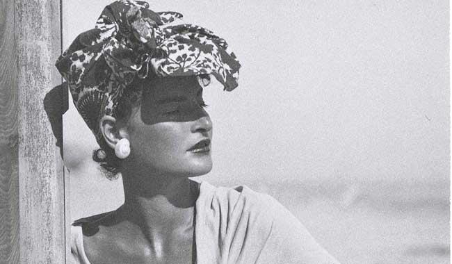 Juliet, 1942, copia fotostatica da esposizione dell'opera: The Fifty Faces of Juliet, 1941-1954 © Man Ray Trust by SIAE 2018