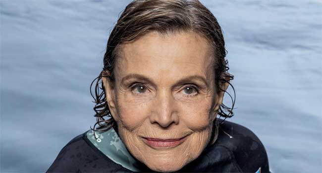 Sylvia Earle al National Geographic Festival delle Scienze