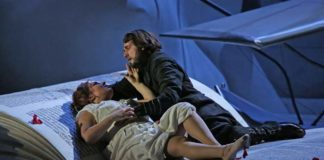 Maria José Siri e Marcelo Puente in Francesca da Rimini
