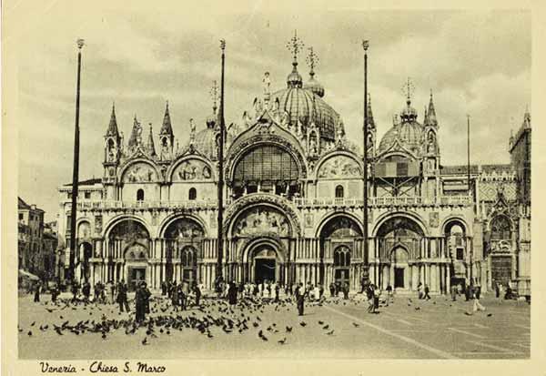 Basilica di San Marco, Venezia