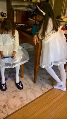 Antonella Argentieri, Aspettando la sposa
