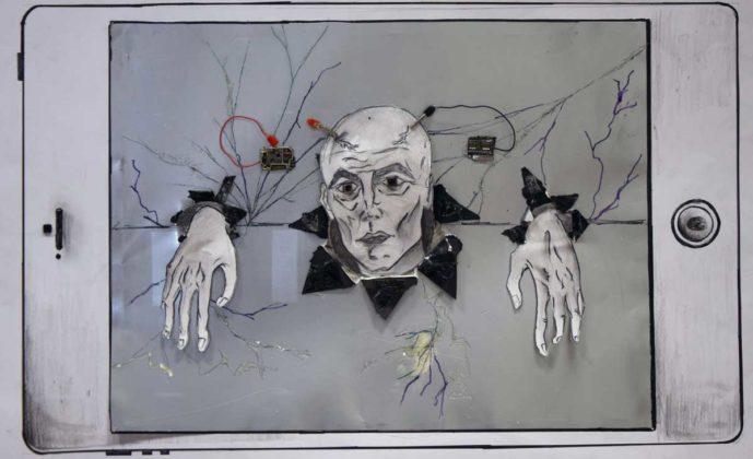 Ausilia Buonamore, La gogna della semiconoscenza (schiavitù nuova)