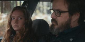 """Charlotte Cétaire e Giuseppe Battiston nel film """" Dopo la guerra """""""