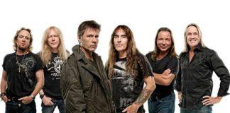 Iron Maiden al festival Firenze Rocks