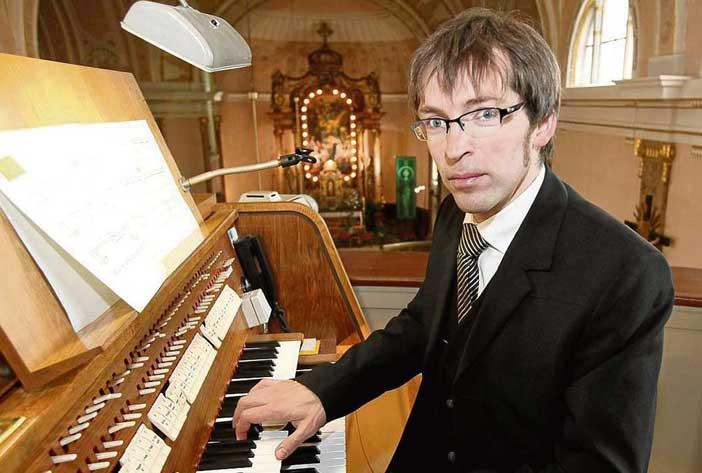 Jurgen Geiger apre la prima edizione di Toscana Organ Festival