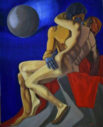 Enrico Mattei, Ti bacerò domani