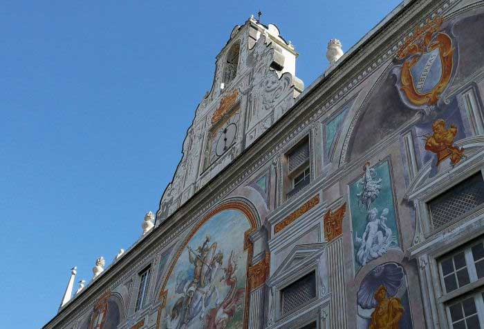 Genova, Palazzo San Giorgio - Rolli Days
