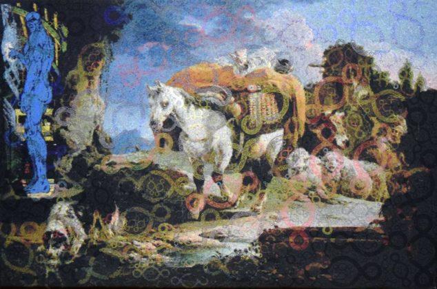 Valerio Parisi, Il passato e il futuro s'incontrano nella campagna romana